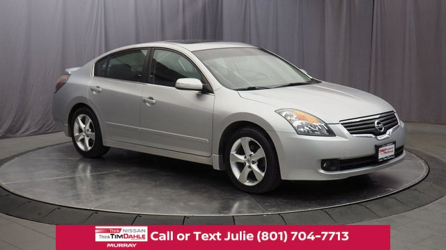 494aa1ab95 Pre-Owned 2008 Nissan Altima 3.5 SE 4D Sedan in Murray  34410A