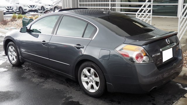 Pre-Owned 2008 Nissan Altima Hybrid