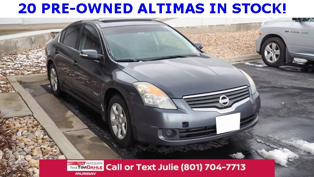 Pre Owned 2008 Nissan Altima Hybrid