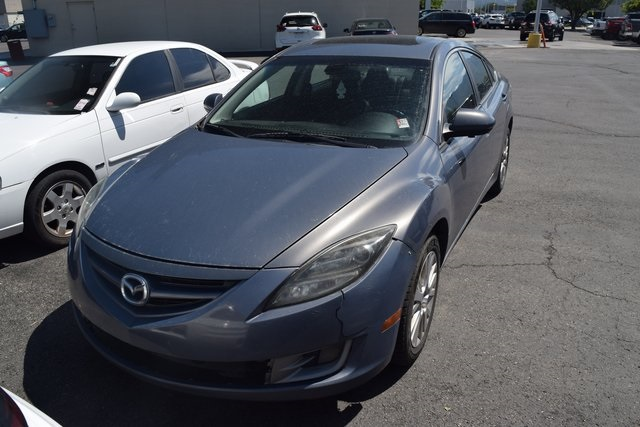 Pre-Owned 2009 Mazda6 i Grand Touring