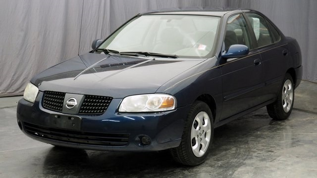 Pre-Owned 2006 Nissan Sentra 1.8 S