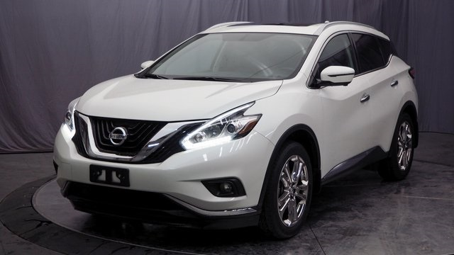 Pre-Owned 2017 Nissan Murano Platinum