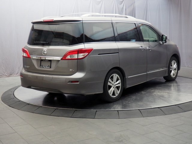 Pre-Owned 2012 Nissan Quest 3.5 SL