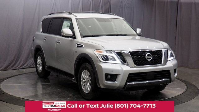 New 2019 Nissan Armada Sv 4d Sport Utility In Murray 3012209 Tim
