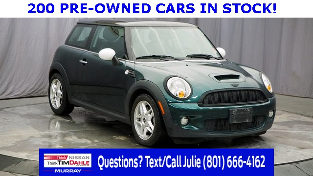 Pre-Owned 2007 MINI Cooper S Base