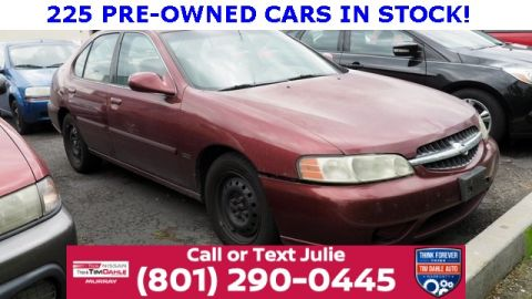 Pre-Owned 2001 Nissan Altima GXE