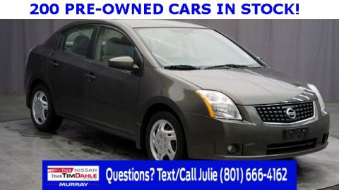 Pre-Owned 2009 Nissan Sentra 2.0 S