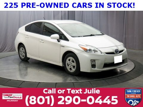 Pre-Owned 2011 Toyota Prius One