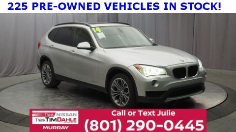 Pre-Owned 2015 BMW X4 xDrive35i 4D Sport Utility in Murray #35093